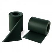 Pureview Inkijkbescherming PVC 2 rollen 35m x 19cm 60 Klemprofielen groen