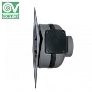 Ventilator centrifugal pentru montaj pe perete Vortice CA 150 MD W EP