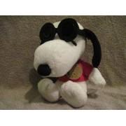 1 Paj3222 Joe Cool Hallmark Snoopy Plush