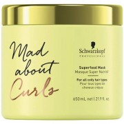 Schwarzkopf Mad About Curls Superfood Mask