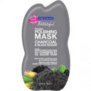 Freeman Peelingová maska s uhlím a cukrem (Facial Polishing Mask Charcoal & Black Sugar) 15 ml