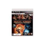 Game - Mortal Kombat - Komplete Edition - PS3