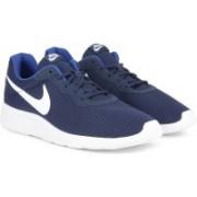 Nike TANJUN Sneakers For Men(White, Navy)