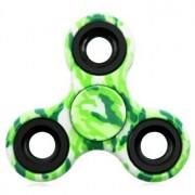 Fidget Spinner camuflaj, verde