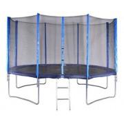 Spartan sport trambulina 366 cm, cu plasa protectie si scara