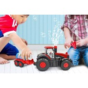 Beijing Jianshuaizhilong Commerce and Trading Co Ltd T/A MBLogic Bubble-Blowing Farm Tractor Toy