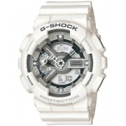Ceas barbatesc Casio G-Shock GA-110C-7AER Hyper Colors - Black & White