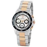 Gio Collection Analog White Dial Mens Watch - G1002-33