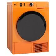 Uscator de rufe Gorenje Color D8565NO, SensorIQ, 8 Kg, Clasa A++, Condensare cu pompa de caldura, Portocaliu