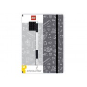 51537 Agenda LEGO cu pix