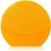 FOREO Luna™ Play Plus почистващ звуков уред за всички типове кожа на лицето Sunflower Yellow