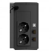Centrala de alarma Paradox Digiplex, EVO HD PCB+CUTIE METALICA, 2x8 zone conventionale pe placa, 5xPGM, 999 coduri utilizator, 2