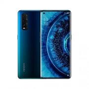 "gooplayer para OPPO Find X2 Versión 5G Snapdragon 865 SuperVooc 48.0MP Android 10.0 Teléfono móvil 8GB RAM 256GB ROM 65W Cargador 6.7""120HZ Pantalla Huella Digital (Azul 8G + 128G)"