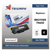 751000nsh1075 Remanufactured Tn650 High-Yield Toner, Black