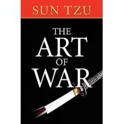 The Art of War: The Original Treatise on Military Strategy, Paperback/Sun Tzu