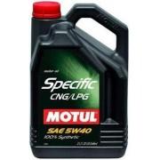 Ulei motor Motul Specific CNG/LPG, 5W-40, 5L