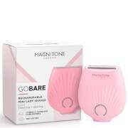 Magnitone London Go Bare! Rechargeable Mini Lady Shaver - Pink