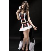 Costum Dama de Inimi