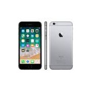 iPhone 6s 32GB, 4G, Tela Retina, Câmera de 12mp, Selfie 5mp, Tela de 4.7, Cinza Espacial - Apple