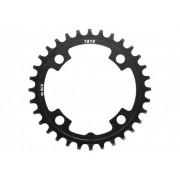 SunRace CRMX0T Plateau Narrow Wide 1x11 vitesses 38T 2019 Plateaux