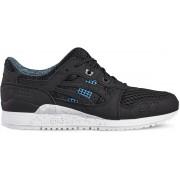 Asics Gel-Lyte III DN6L0-9090, Mannen, Zwart, Sneakers maat: 44 EU