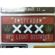 """Amsterdam - XXX - Red Light District"""