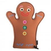 Gingerbread man Oven Mitt