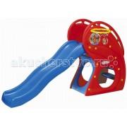 Haenim Toy Горка Haenim Toy Дельфин с баскетбольным кольцом