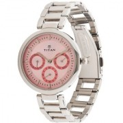 Titan Tagged 2480SM05 Analog - Chronograph Women's Watch