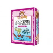 Professor Noggin 's Countries of the World II A Educational Trivia Based Card Game For Kids