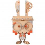 Maceta Robot Lindo De Dibujos Animados Robotime - FT741
