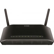 Router Wireless D-Link DSL-2750B/E, 300 Mbps, USB 2.0