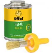 SCHWEIZER EFFAX GMBH Effol Huf-Öl Pflegeöl, Hufpflege für gesunden Glanz, 475 ml - Pinsel-Dose