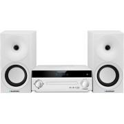 Blaupunkt MS30BT EDITION Home audio micro system 40W Bianco set audio da casa
