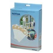 Nilfisk Buddy II 18 stofzuigerzakken Microvezel (4 zakken)