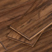 Distressed Bamboo Flooring in Treehouse by Cali Bamboo, Sample