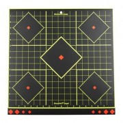 "Birchwood Casey Shoot-N-C Target - 17.75"""" Sight-In, 5 Pack"