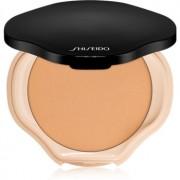 Shiseido Sheer and Perfect Compact base de pó SPF 15 tom B 40 Natural Fair Beige 10 g