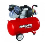 Compresor Raider RD-AC03, 3HP/100 L, 2.2 KW