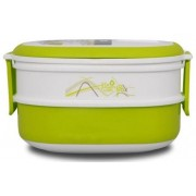 Dvoukomorový jídlonosič 1,5 litru Eldom TM 176 Green