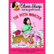 The Pizza Monster, Paperback