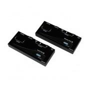 StarTech.com Extensor de Consola KVM USB por Cable Ethernet Cat5 UTP RJ-45, 150 Metros