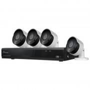 Nivian NV-KIT81-4CAM-5M Kit de Videovigilancia