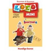Loco Mini Loco - Buurman & Buurman: Handige Buren (4-6 jaar)