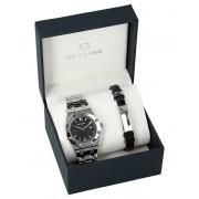 SKYLINE pánská dárková sada hodinky s náramkem 2850-8