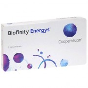 CooperVision Biofinity Energys (3 contact lenses)