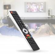EY Control Remoto Inteligente TV Hisense EN-33922A HDTV-Blanco Y Negro