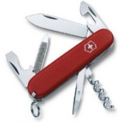 Victorinox Pocket Knife ECOLINE, Red Swiss Army Knife(Red)
