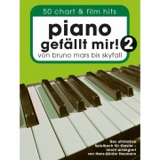 Bosworth Music Piano gefällt mir! 50 Chart & Film Hits 2, Spiralbindung