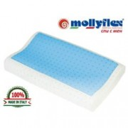 Възглавници Mollyflex Blue Lavander Cervical